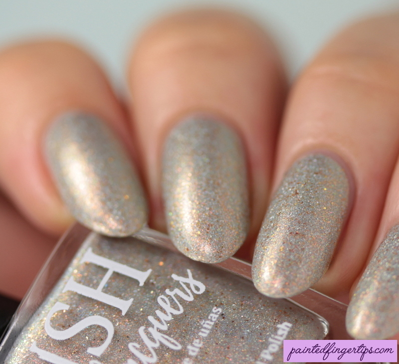 Blush Lacquer Doves & Does Swatch by Kerry_Fingertips