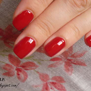 Maybelline Candy Apple Swatch by Lian