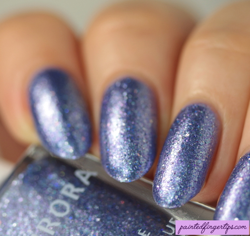 Aurora Nail Lacquer Mani-sota Swatch by Kerry_Fingertips