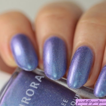 Aurora Nail Lacquer Mani-apolis Swatch by Kerry_Fingertips