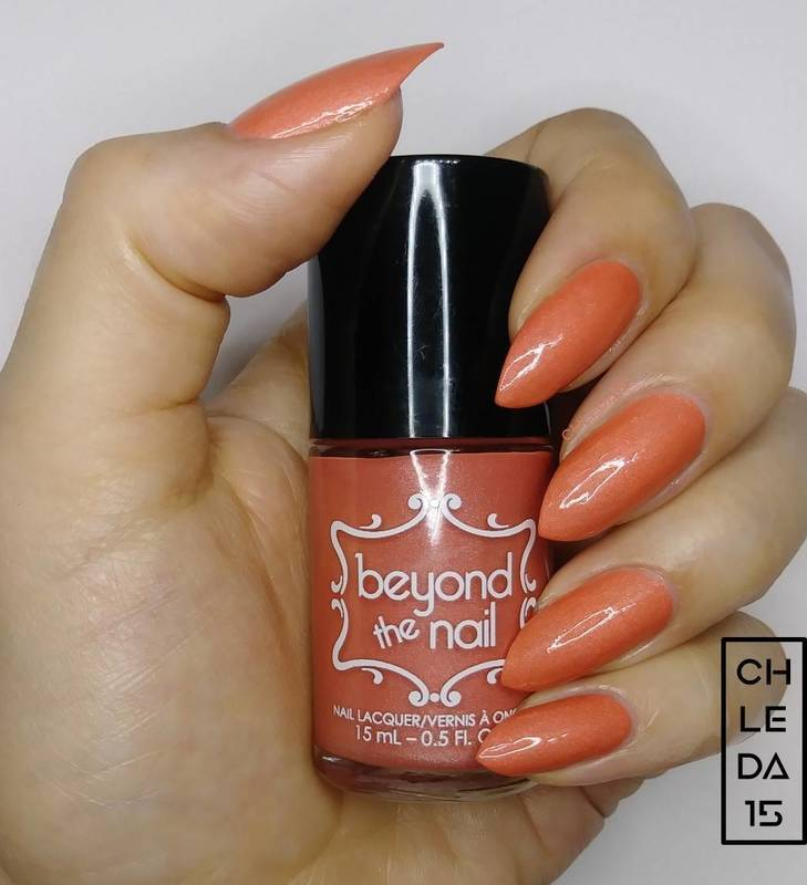 """Beyond The Nail """"Stellar"""" Swatch by chleda15"""