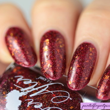 Ever After Polish Skol! Swatch by Kerry_Fingertips