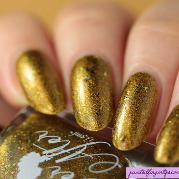 Ever After Polish Doncha Know Swatch by Kerry_Fingertips