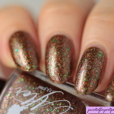 Ever After Polish Party at the Marriott Swatch by Kerry_Fingertips