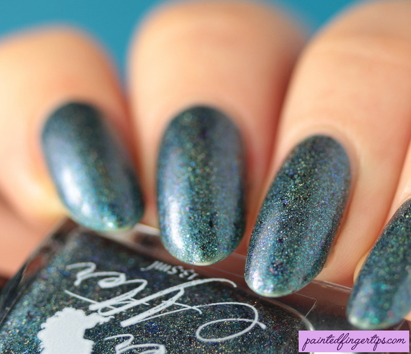 Ever After Polish Bad with a Purpose Swatch by Kerry_Fingertips
