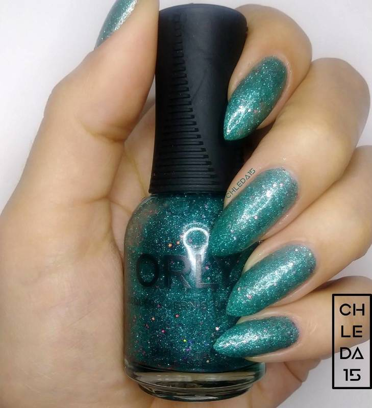 """Orly 20831 """"Steal the Spotlight"""" Swatch by chleda15"""