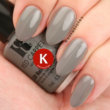 Red Carpet Manicure Couture Chic Swatch by Claire Kerr