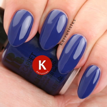 Red Carpet Manicure Designer & Demure Swatch by Claire Kerr