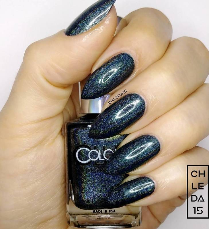 "Color Club 994 ""Beyond"" Swatch by chleda15"