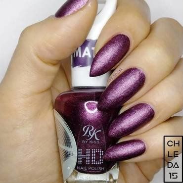"Ruby Kisses HDP103 ""Chemise Night"" Swatch by chleda15"