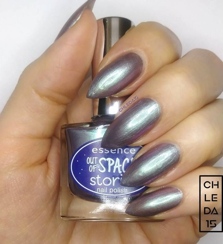 """Essence Space Stories 02 """"Across the Universe"""" Swatch by chleda15"""