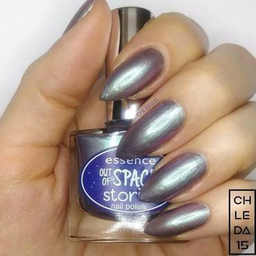 "Essence Space Stories 02 ""Across the Universe"" Swatch by chleda15"