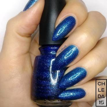 "China Glaze 857/80924 ""Dorothy Who?"" Swatch by chleda15"