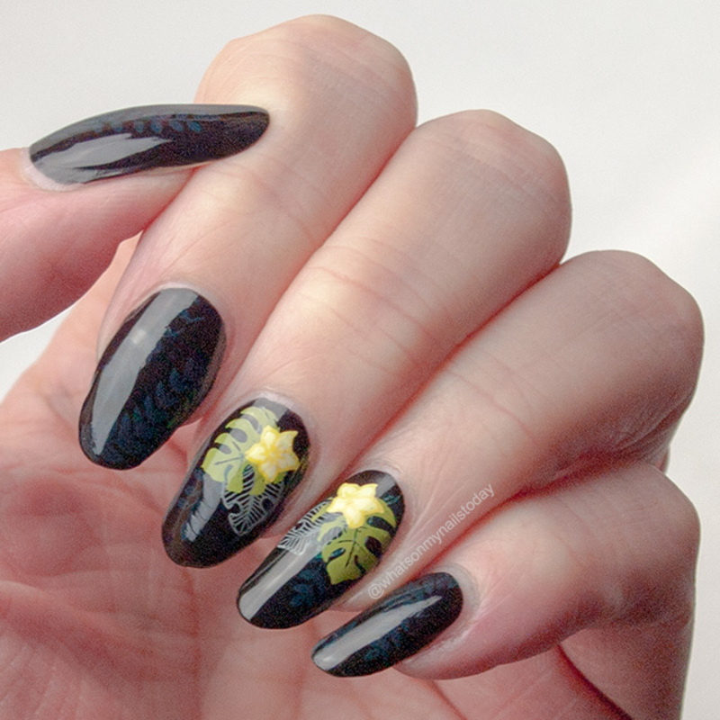 Friday Triad: inspired by Paulina's Passions nail art by What's on my nails today?