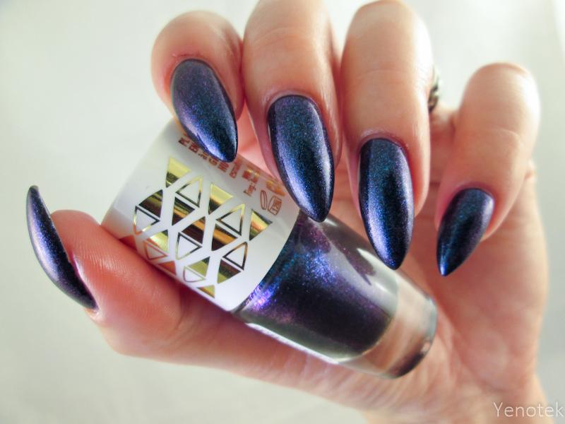 Lovely Circus Nail Polish 4 Swatch by Yenotek