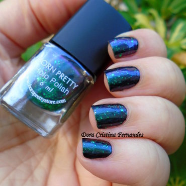 Born Pretty Store Chameleon Polish #33 Swatch by Dora Cristina Fernandes