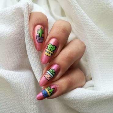 Kaktusy na paznokciach 20 1  thumb370f