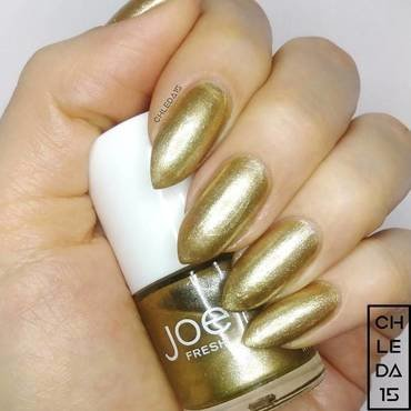 "Joe Fresh ""Champagne"" Swatch by chleda15"