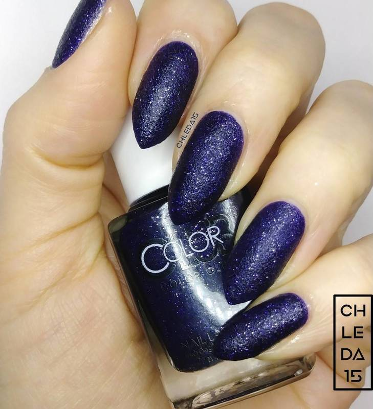 "Color Club 1187 ""Don't Think Twice"" Swatch by chleda15"