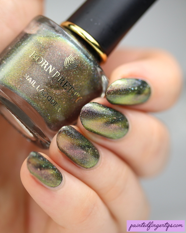 Born Pretty Store Starry Star Swatch by Kerry_Fingertips