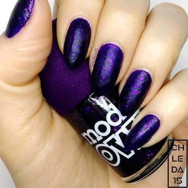 "Models Own NP177 ""Amethyst"" Swatch by chleda15"