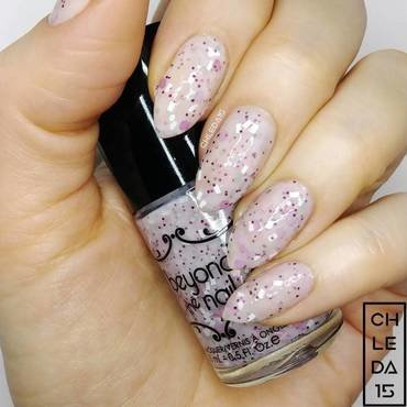 "Beyond The Nail ""Chew on This"" Swatch by chleda15"