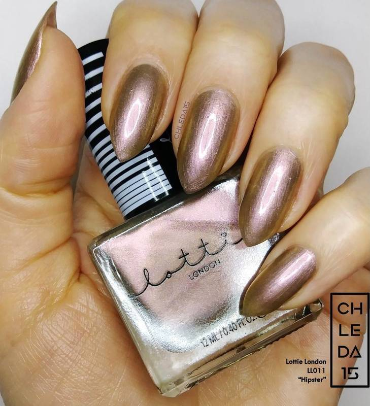 """Lottie London LL011 """"Hipster"""" Swatch by chleda15"""