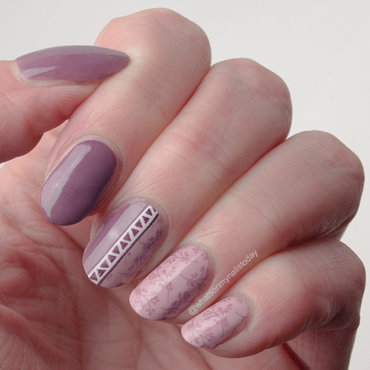 Friday Triad: inspired by @dreamsnails nail art by What's on my nails today?