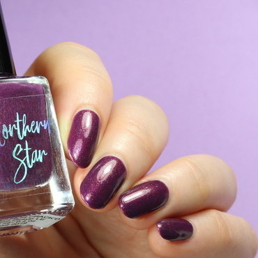 Northern Star Polish The Mirror Crack'd Swatch by Kerry_Fingertips
