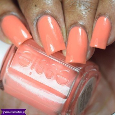 Essie Serial Shopper Swatch by glamorousnails23