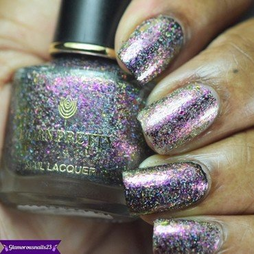 Born Pretty Store Rose Of No Mans Land Swatch by glamorousnails23