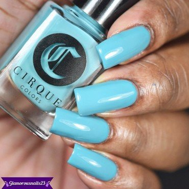Cirque Colors Golightly Swatch by glamorousnails23