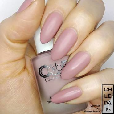 "Color Club LS65 ""Blooming Beauty"" Swatch by chleda15"