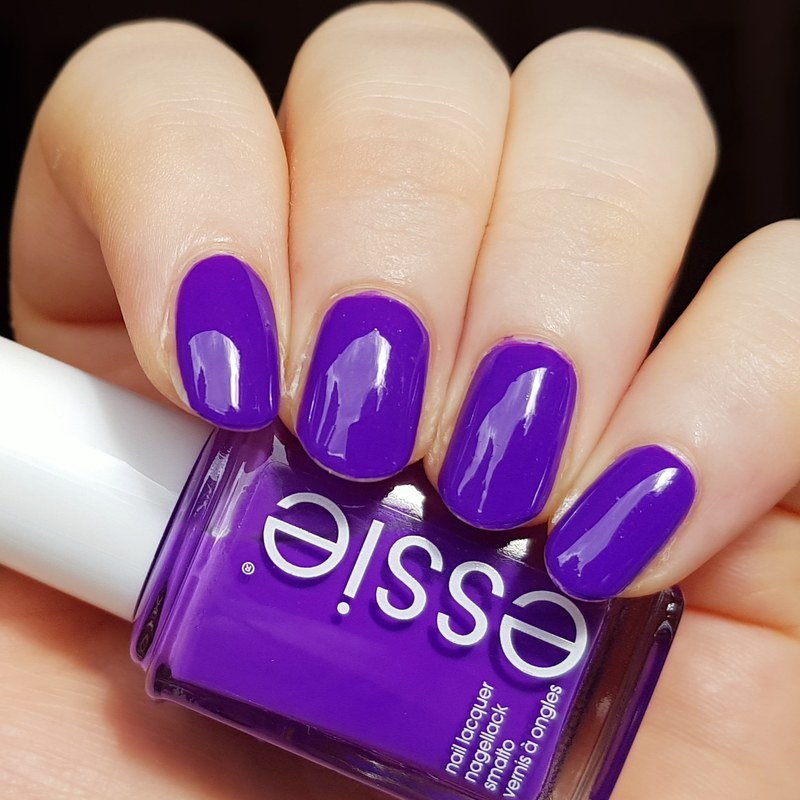 Essie Tangoed In Love Swatch by nailicious_1