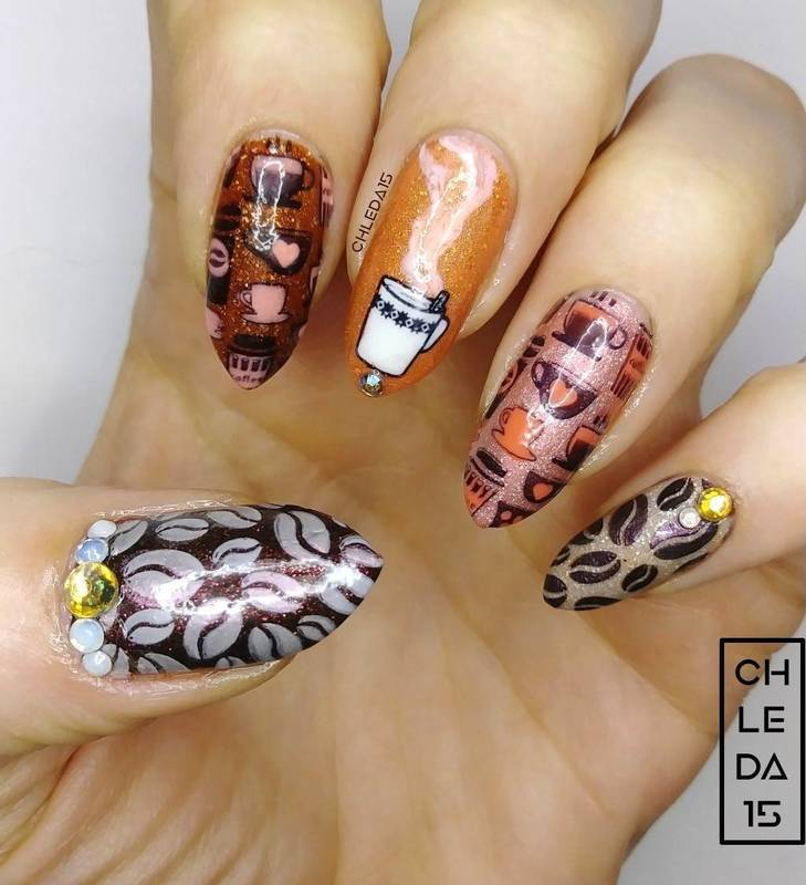 2019 #25 nail art by chleda15
