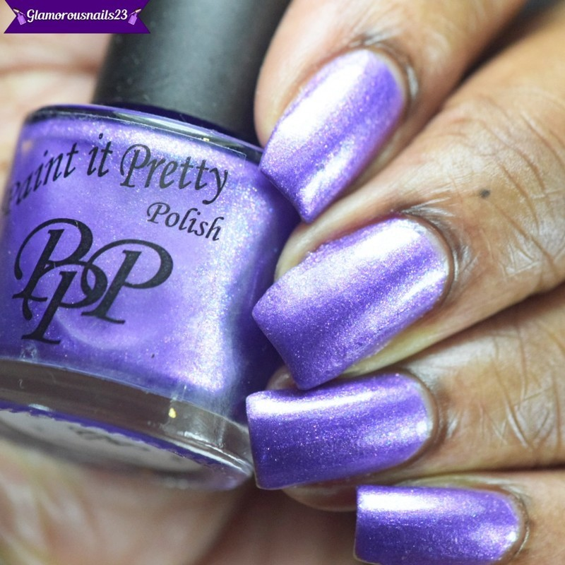 Paint It Pretty Polish Only @ Expo Eh? (LE) Swatch by glamorousnails23