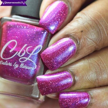 Colors By Llarowe You Like Eh?(LE) Swatch by glamorousnails23