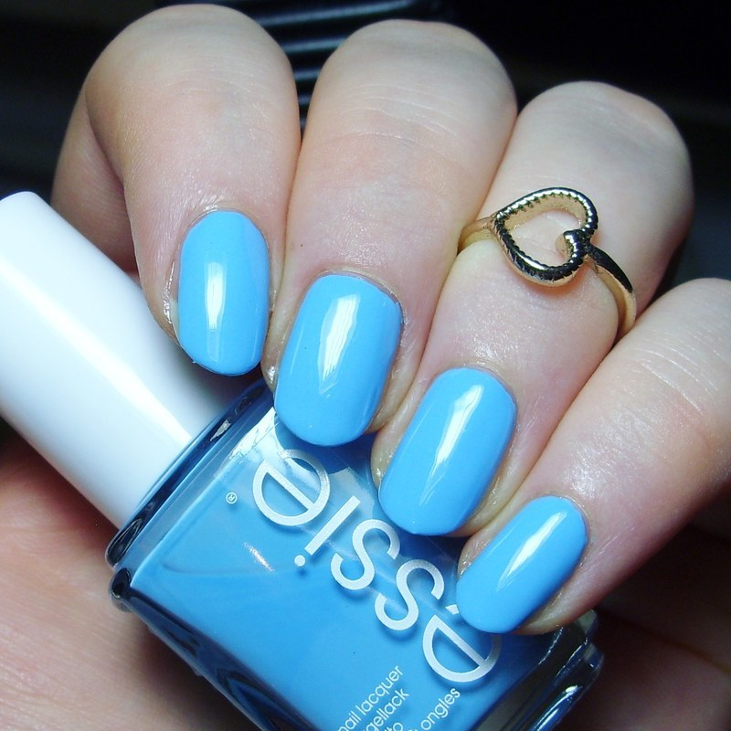 Essie Take the lead Swatch by nailicious_1