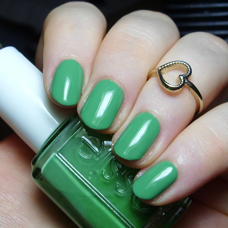 Essie Mojito Madness Swatch by nailicious_1