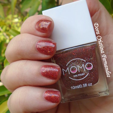 Momo Nail Polish #24 Swatch by Dora Cristina Fernandes