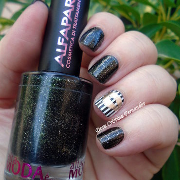 Valentine's Day Manicure 2020 nail art by Dora Cristina Fernandes