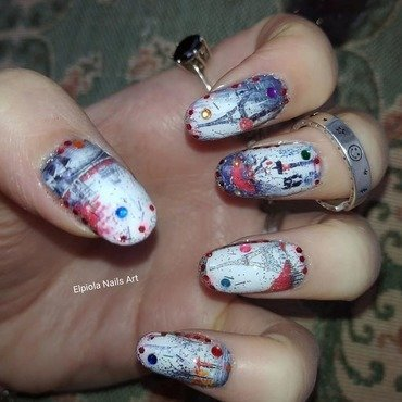 End Of The Fall nail art by Elpiola Lluka
