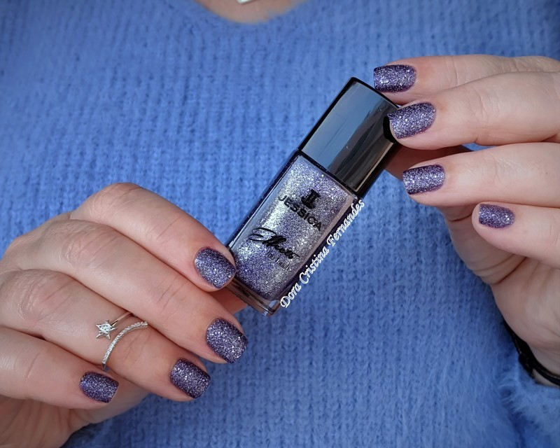 Jessica Effects Give Me Goosebumps Swatch by Dora Cristina Fernandes