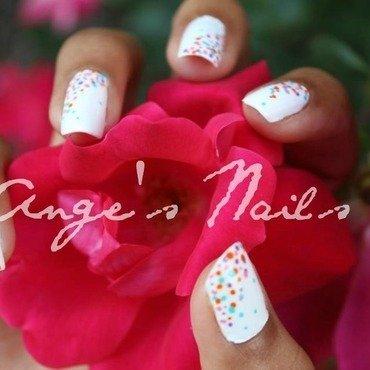 Dots nail art by Anges_Nails