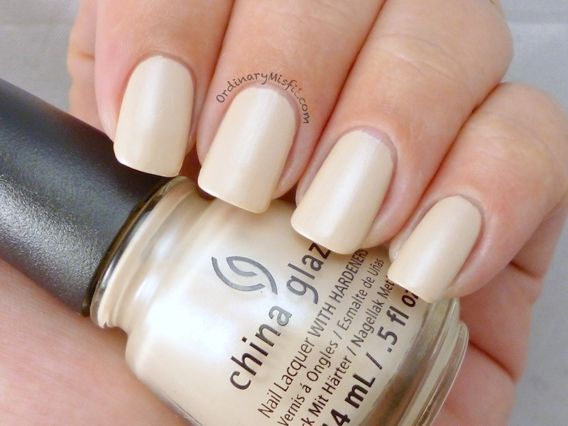 China Glaze Don't Honk Your Thorn Swatch by Michelle