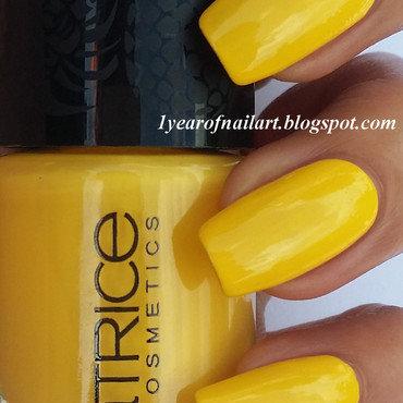 Catrice Go Yellow, Go! Swatch by Margriet Sijperda