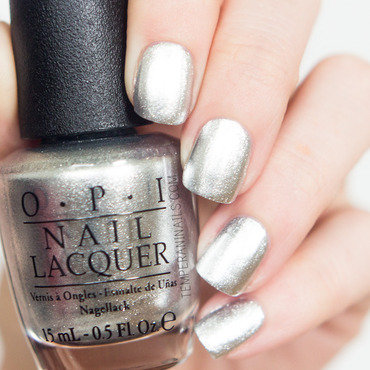OPI Turn On the Haute Light Swatch by Temperani Nails
