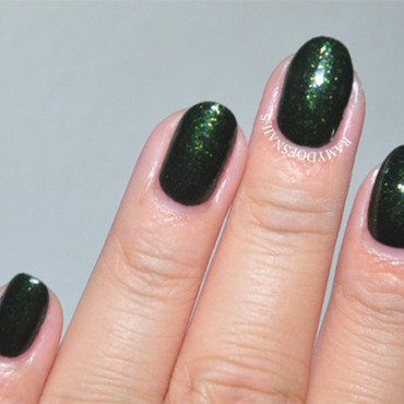 Revlon ColorStay Rain Forest Swatch by Ramy Ang