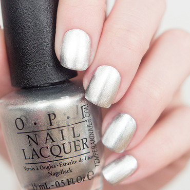 "OPI My Signature Is ""DC"" Swatch by Temperani Nails"