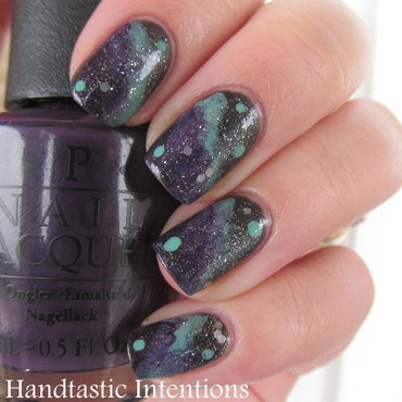 Nail art galaxy nails 1 thumb370f